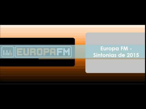 Europa FM - Jingles de 2015