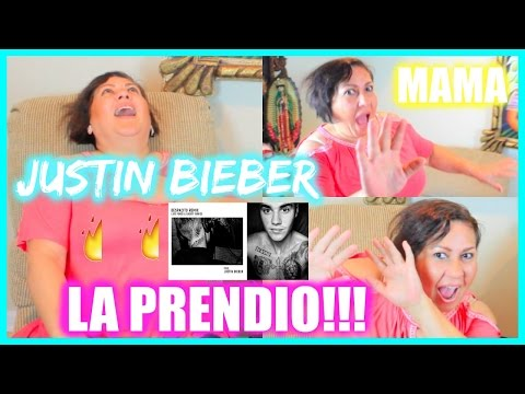 MOM REACTS/MAMA REACCIONA JUSTIN BIEBER DESPACITO REMIX (Luis Fonsi & Daddy Yankee) | Nel Pastel Tv