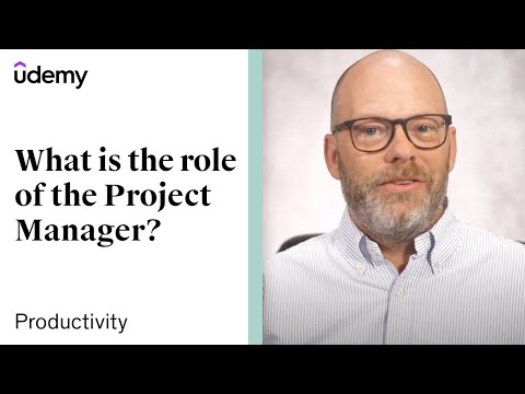 Role Of The Project Manager 101 | Udemy Instructor, Joseph Phillips [Hot & New Course]