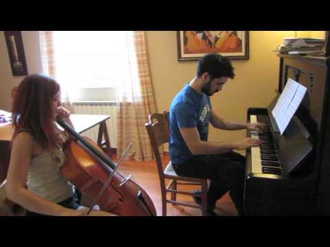 Michele McLaughlin - The Eternal City (Antonis Papakonstantinou) (Piano - Cello)