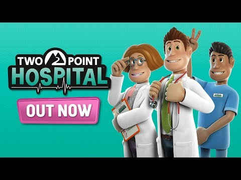 Two Point Hospital - Console Launch Trailer