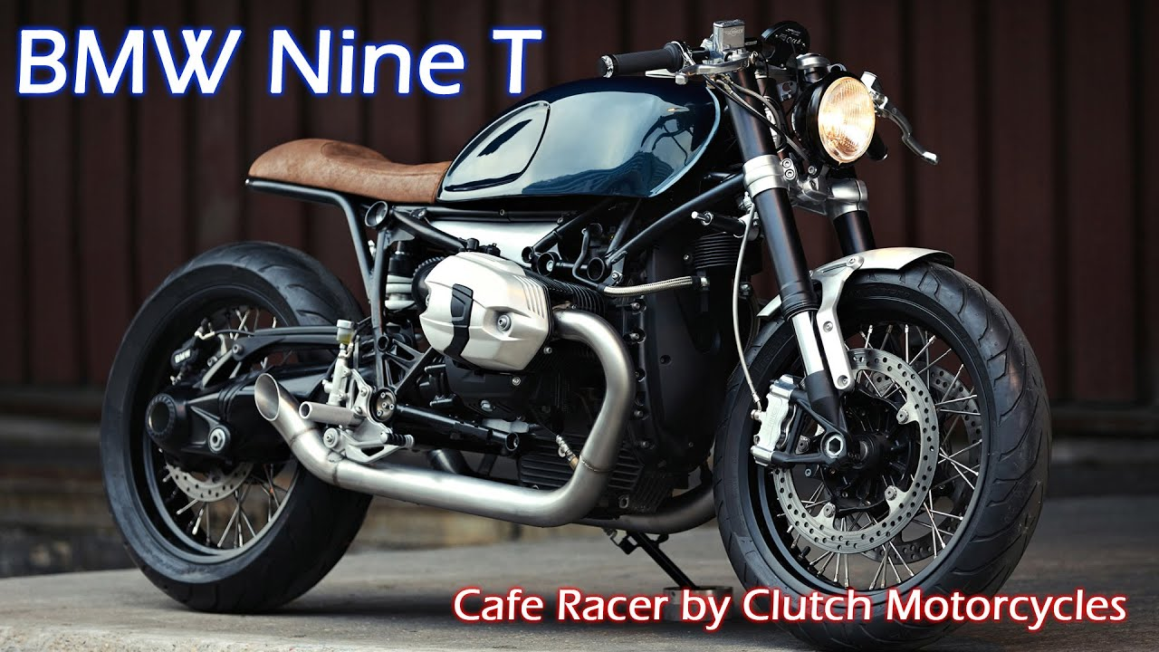 Famoso BMW Nine T Cafe Racer Custom - YouTube LG16
