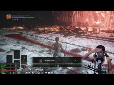 Friede Flawless No Damage - 0 hits taken - DS3 Ashes of Ariandel DLC