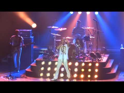 One Night Of Queen - I Want It All - Lyon Bourse du Travail 16.10.2015