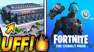 NEW COBALT STARTER PACK !😍🔥| NEW MAP UPDATES | Fortnite Battle Royale