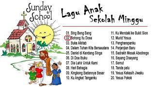 Gambar cover 20 Lagu Rohani Kristen Anak Sekolah Minggu Terpopuler 2019 Pujian Penyembahan Anak Terbaik