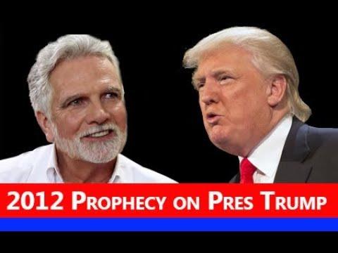 John Paul Jackson and President Donald Trump