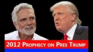 Trump WILL be President & Bulldoze Plans of Man (2012 Prophecy)