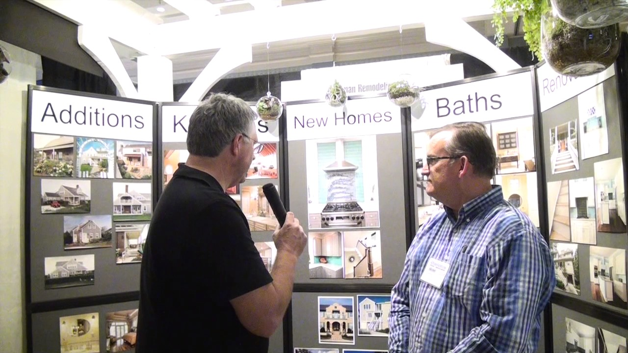 Kalman Construction At The  Charleston Home Design Show - Charleston home design