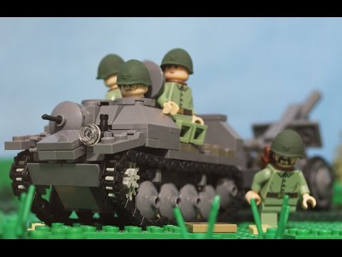 Thumbnail: 1941 Lego World War Two Battle of Brody