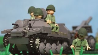 Repeat youtube video 1941 Lego World War Two Battle of Brody