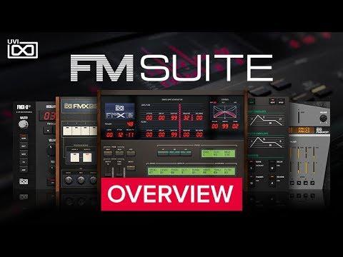 UVI FM Suite | Overview