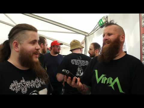 Bast Bloodstock Festival Interview 2015