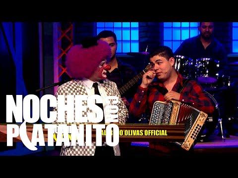 Noches Con Platanito - Alfredo Olivas