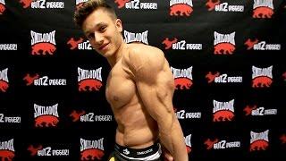 18-jähriges Fitness-Talent l Fabian Aichem