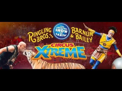 Ringling Bros. and Barnum & Bailey: Circus Xtreme High Wire Act