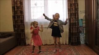 И снова танцы. На песню #Olisha праздники - проказники