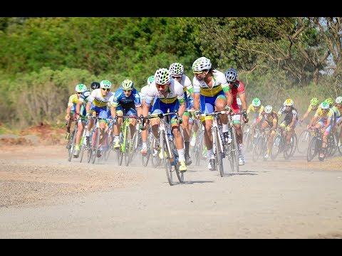 O show da Elite e Sub23 no Campeonato Brasileiro de Ciclismo 2017 em Maringá
