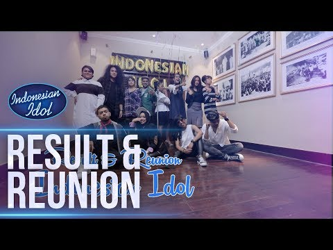 Original Version Last Pretitle -  RESULT & REUNION - Indonesian Idol 2018