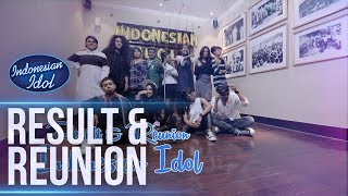 Original Version Last Pretitle -  RESULT & REUNION - Indonesian Idol 2018