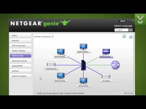 Netgear Genie - Monitor And Manage Your Network - Download Video Previews