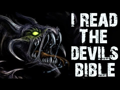 The Truth Of The Codex Gigas - Aka The Devil's Bible By Tobias Wade | Ft. SpookyStories4U