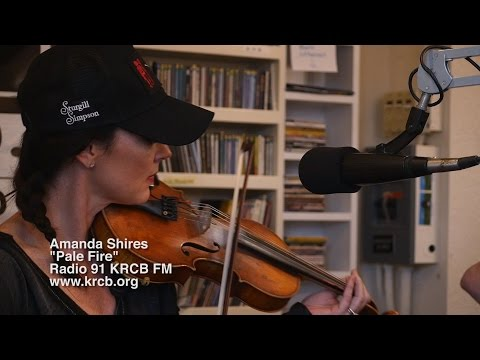 Amanda Shires on Radio 91 KRCB FM -