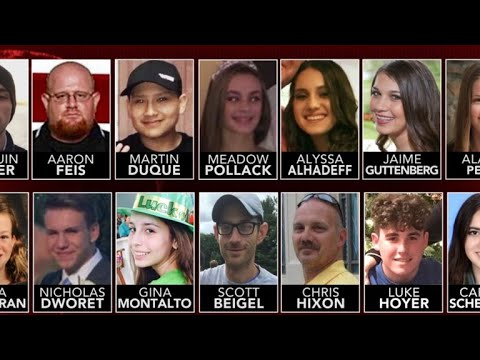 Remembering the lives of the 17 victims killed in deadly Florida school shooting