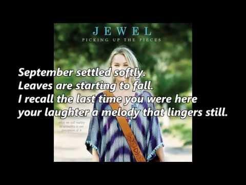Jewel - The Shape Of You (with lyrics)