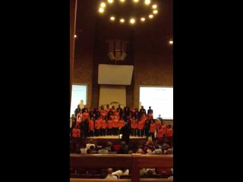 University Of Johannesburg Choir - Ukrainian Alleluia By Craig Courtney