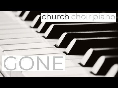 Gone (Instrumental) w/ lyrics