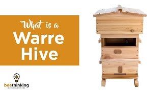 Bee built walks you through all of the features our warre hive. shop now: https://beebuilt.com