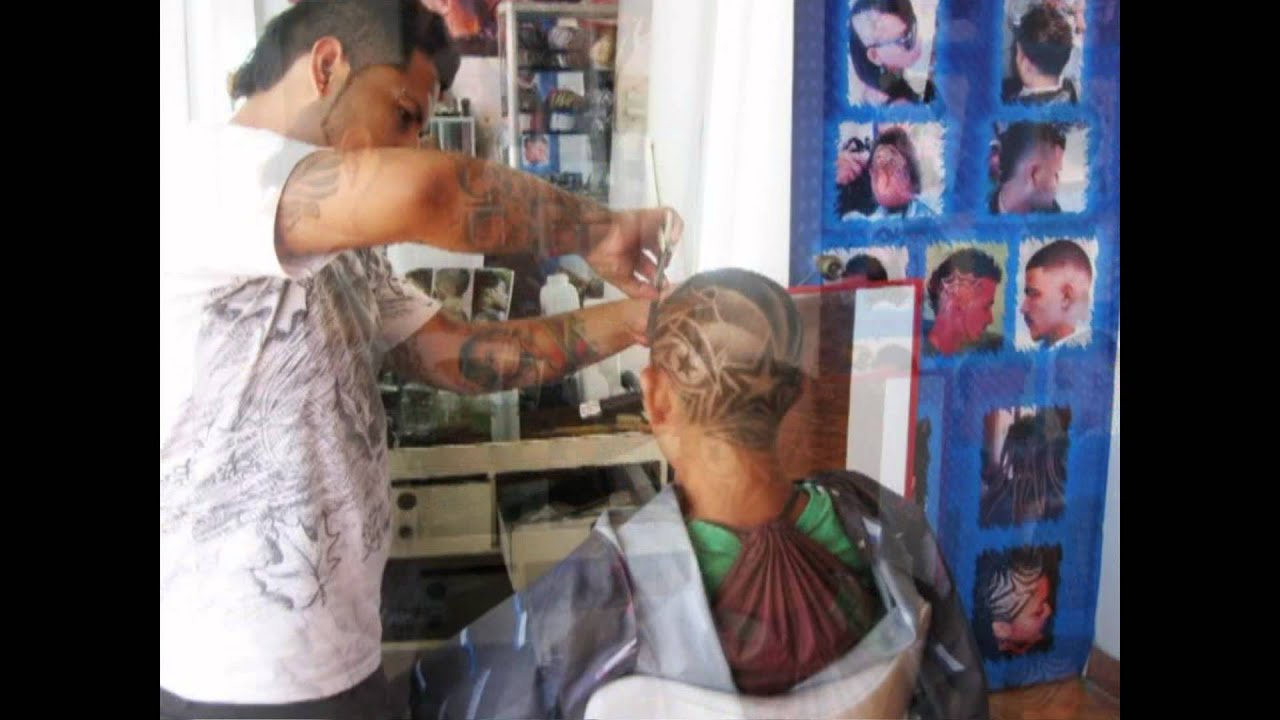Barber Youtube : cheka tattoo barber shop - YouTube