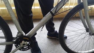 Серёга купил Итальянский алюминиевый велосипед за 60 зл. Часть 1...(, 2017-05-08T00:02:56.000Z)