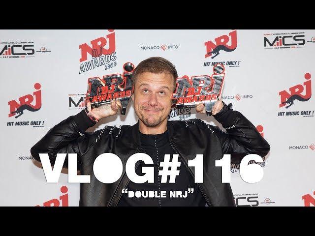 Armin VLOG #116 - Double NRJ