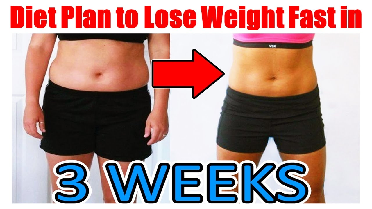 Diet plan to lose weight fast lose weight in 3 weeks youtube diet plan to lose weight fast lose weight in 3 weeks ccuart Image collections