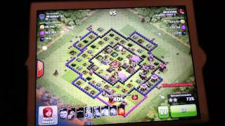 Größter Angriff Ever ! #Coc #clash of clans #Big / Biggest RAID / max loot / Biggest attack wow :)