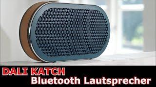 KATCH mobiler Bluetooth-Lautsprecher von DALI Lautsprecher TV