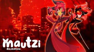 Turn It Loud The Radio - Mautzi【Hazbin Hotel / Alastor Song】feat. ConnorCrisis (Original Song)