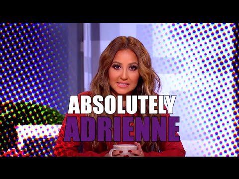 Absolutely Adrienne!