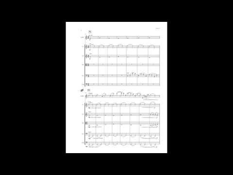 Michael A. Levine: Divination by Mirrors (Score)