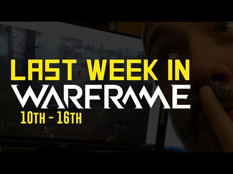 New Corpus Hacking, Melee Only Removed, Hildyrn Release Window, PoE Visual Update?(Warframe) thumbnail