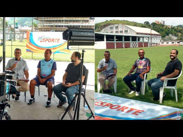 Com a palavra, os treinadores do Tupynambás x Tupi (Tu-Tu) histórico!