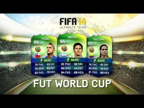 FIFA 14 - FUT- La Copa Mundial - Trailer Oficial