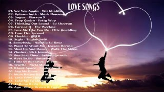Relaxing love songs ♥ the best english love songs collection