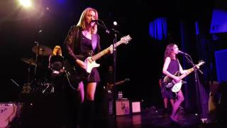 Bangles Manic Monday Irving plaza 2016