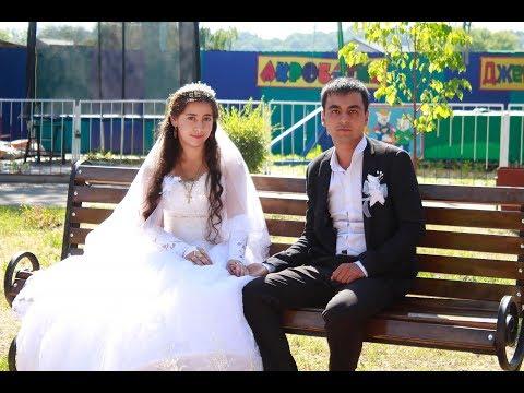 Свадьба Павы и Дианы (часть1) г Борисоглебск