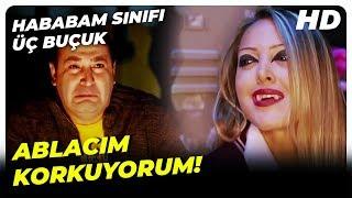 Hababama Eşek Şakası  Hababam Sınıfı Üç Buçuk Türk Komedi Filmi  Şafak Sezer Filmleri