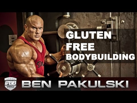Ben Paksulski Gluten Free Bodybuilding