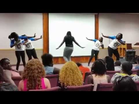 Tye Tribbett - You Are Everything - Camp Retreat Dance 5/24/15